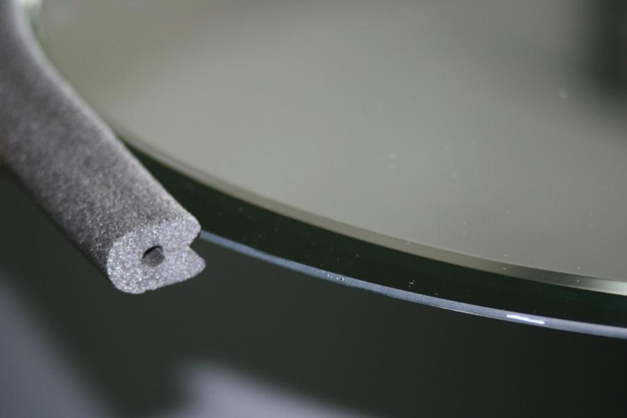 RS Schaumprofil mini auf Rolle 20 - 30 mm